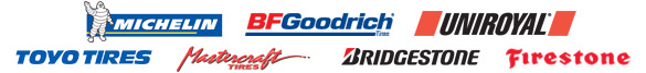 Michelin Tires | BFGoodrich Tires | Uniroyal Tires